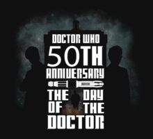 The Day of the Doctor by brostephhhx