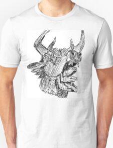 Mastodon Hunter Sketch T-Shirt