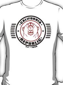 California Republik Shirt T-Shirt