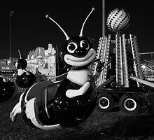 killer bees by pmarella