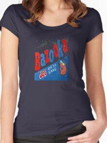 Bazooka Women's Fitted Scoop T-Shirt
