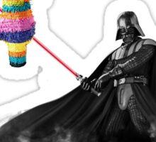 Vader Pinata Sticker