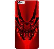 Red Evil iPhone Case/Skin