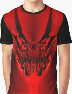 Red Evil Graphic T-Shirt