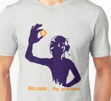 Gollum Bitcoin Unisex T-Shirt