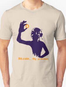 Gollum Bitcoin T-Shirt