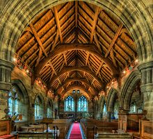 St Mary's by Ian Mitchell