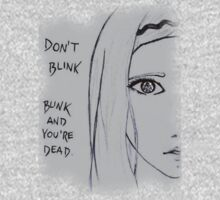 Don't blink by Anna Pertile
