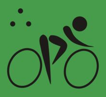 Triathlon Icon by cadellin