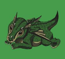 Emerald the Baby Dragon T-Shirt