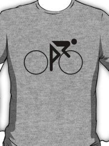 Riding Figure (Black) T-Shirt