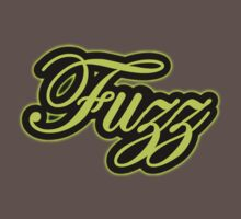 Fuzz Effects Lemon decoration Clothing & Stickers  by goodmusic
