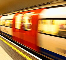 The Tube by Wayne Gerard Trotman
