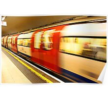 The Tube Poster