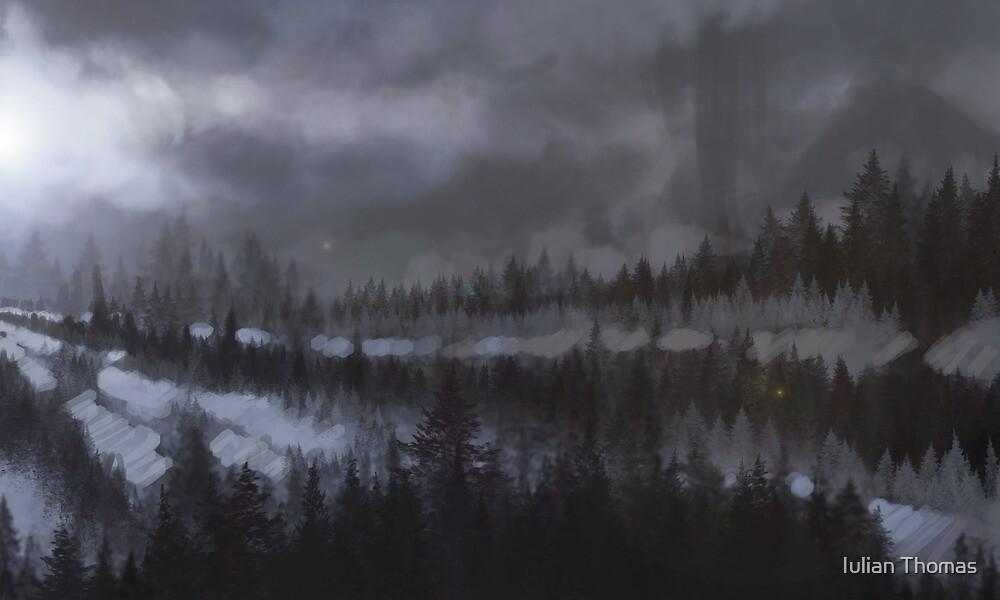 Dark Christmas by DivinusArt