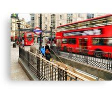 London Transport Canvas Print