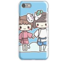 Spirited Away - Studio Ghibli iPhone Case/Skin