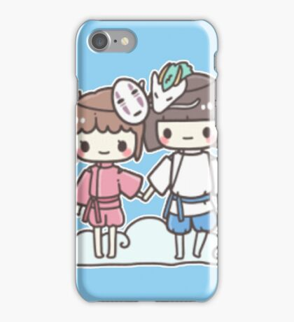Spirited Away - Studio Ghibli iPhone Case/Skin