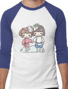 Spirited Away - Studio Ghibli Men's Baseball ¾ T-Shirt