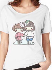 Spirited Away - Studio Ghibli Women's Relaxed Fit T-Shirt