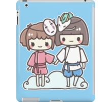 Spirited Away - Studio Ghibli iPad Case/Skin