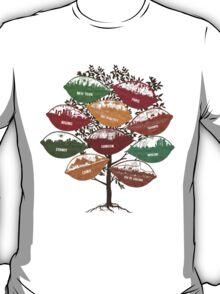Leaf City Tree T-Shirt