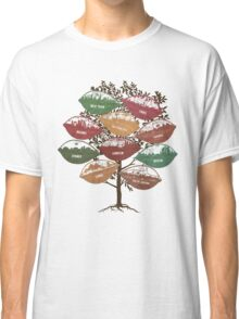 Leaf City Tree Classic T-Shirt