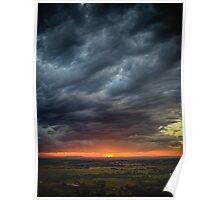 Wyrallah Sunset 3 Poster