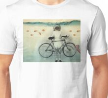 diving bell cyclist Unisex T-Shirt