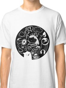 Doodleby's Circle Classic T-Shirt
