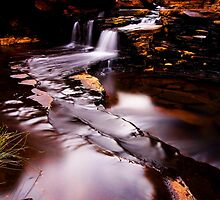 Hancock Gorge 2, Karijini National Park by Ken Watt Photography