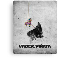 Vader Pinata Canvas Print