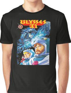 Ulysses 31 Graphic T-Shirt