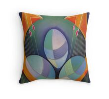 Mother and child 4 Throw Pillow