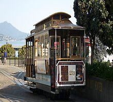 San Francisco Trolly by leedgreen