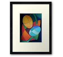 Mother and child 3 Framed Print