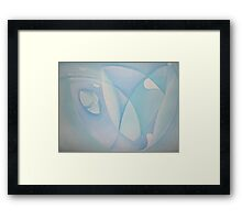 Swimming in the Mediterranean Sea 6 Framed Print