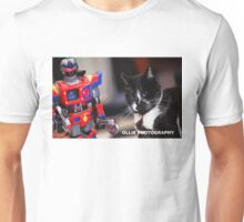 Bill V's Machine Unisex T-Shirt