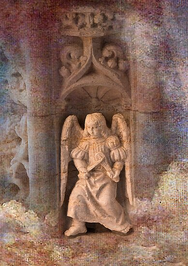Angel . by terezadelpilar~ art & architecture