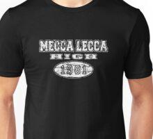 Mecca Lecca High-white Unisex T-Shirt