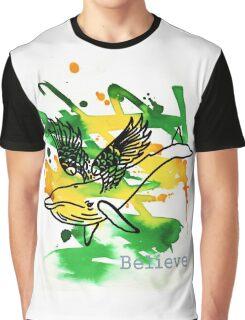 Believe Graphic T-Shirt