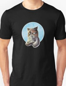 Grumpy Kitten Unisex T-Shirt