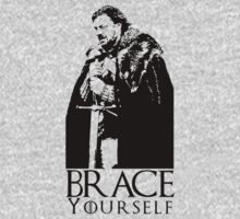 Brace Yourself by ComicsLover
