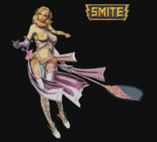 SMITE - Aphrodite Goddess of Beauty by JellyBeanie