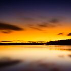 Lake Lanier Sunrise II by Bernd F. Laeschke