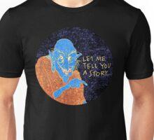 The Demon Storyteller Unisex T-Shirt