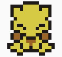 Pokemon - Abra sprite by Lamamelle