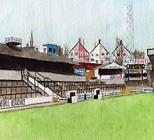 Port Vale - Vale Park by sidfox