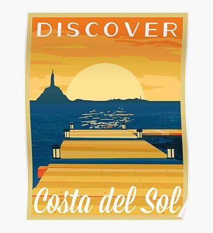 COSTA del SOL | FFXIV Poster
