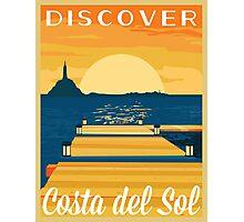 COSTA del SOL | FFXIV Photographic Print